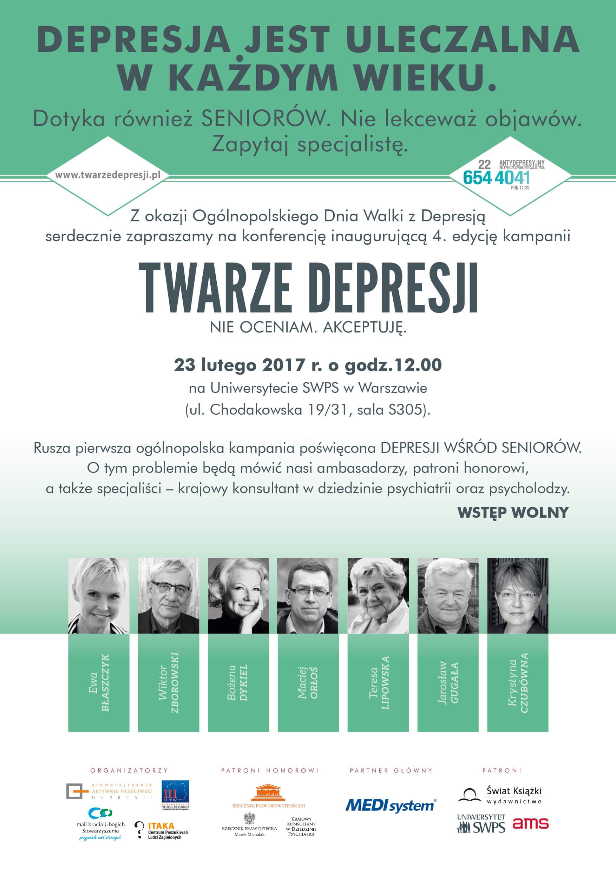 zaproszenie-twarze-depresji-4-edycja